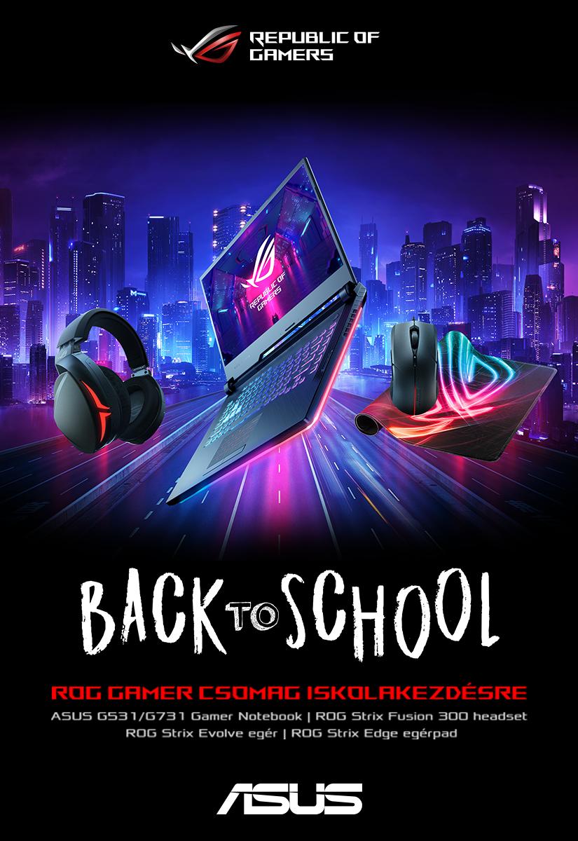 ASUS ROG Back to School 2019