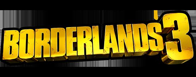 Borderlands 3 logo