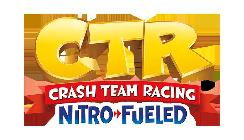 Crash Team Racing logo