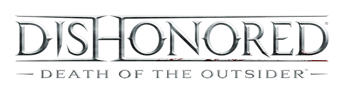 Dishonored Death of the Outsider logo
