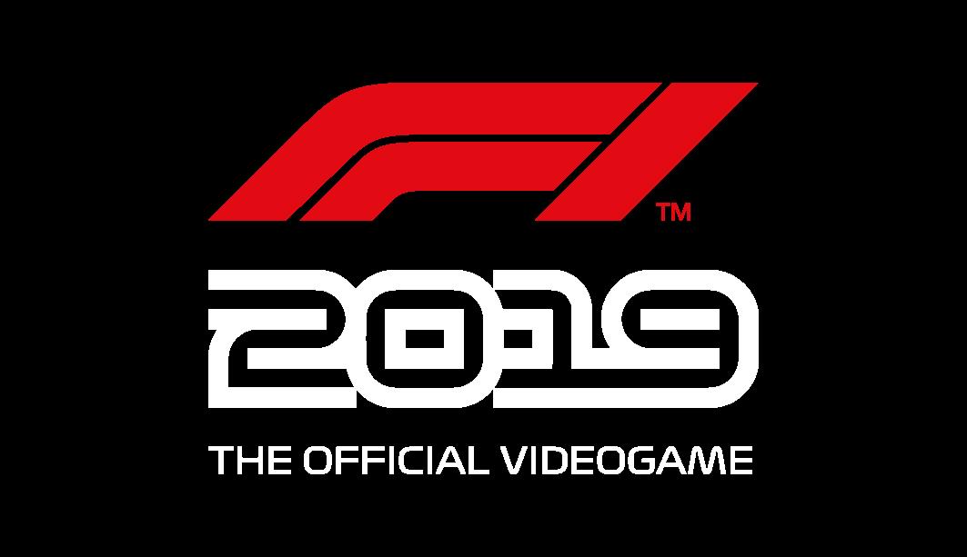 F1 2019 logo