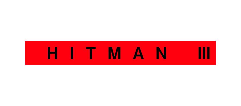 Hitman 3 logo