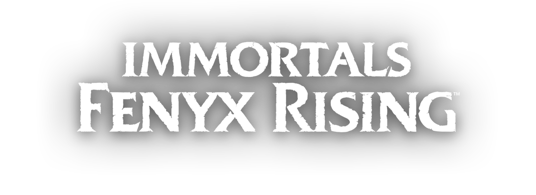 Immortals: Fenyx Rising logo