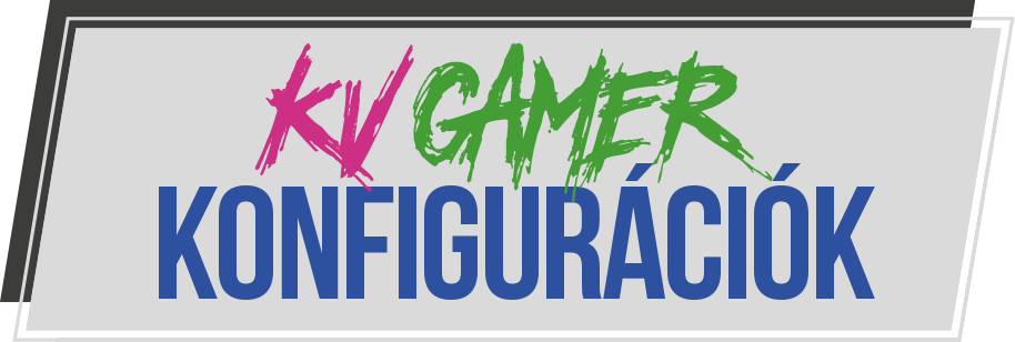 KV Gamer konfigurációk logo