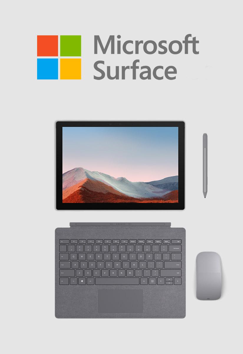 Microsoft Surface termékek
