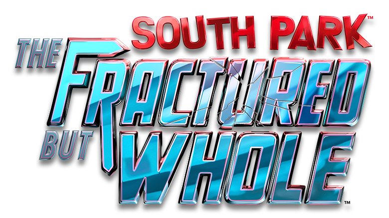 South Park The Fractured but Whole logo