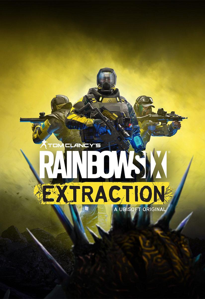 Tom Clancy's Rainbow Six Extraction