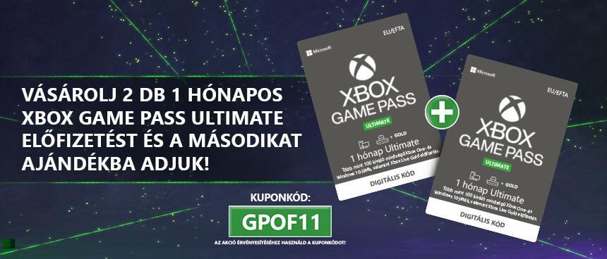 Visszatér a Game Pass Online Fesztivál