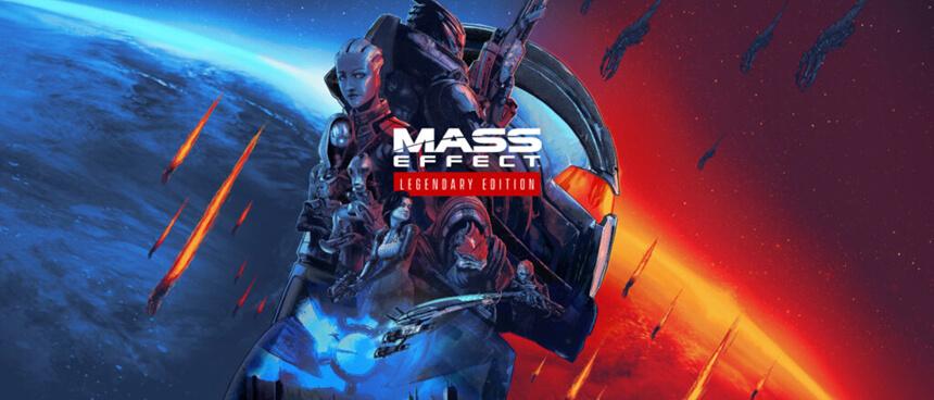 Megjelent a Mass Effect Legendary Edition