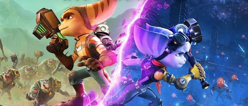 Megjelent a Ratchet & Clank: Rift Apart