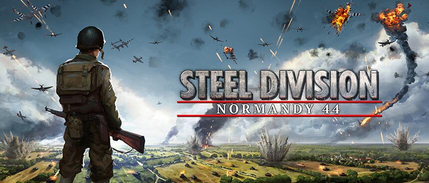 Steel Division: Vissza Normandiába