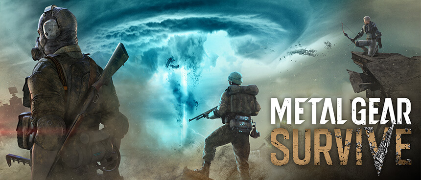 Megjelent a Metal Gear Survive