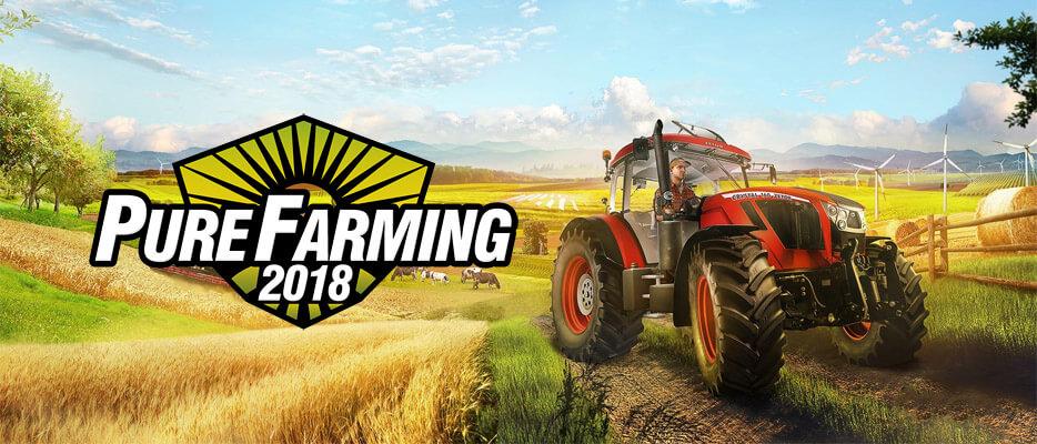 Megjelent a Pure Farming 2018