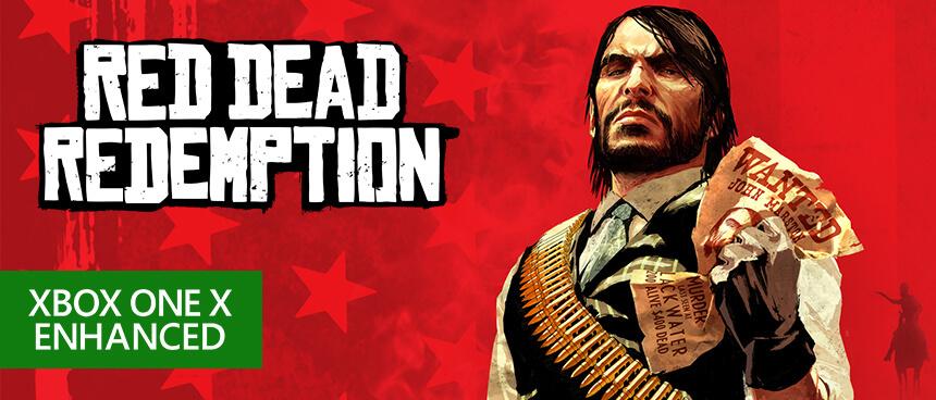 Xbox One X támogatást kapott a Red Dead Redemption