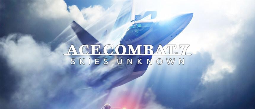 Megjelent az Ace Combat 7: Skies Unknown