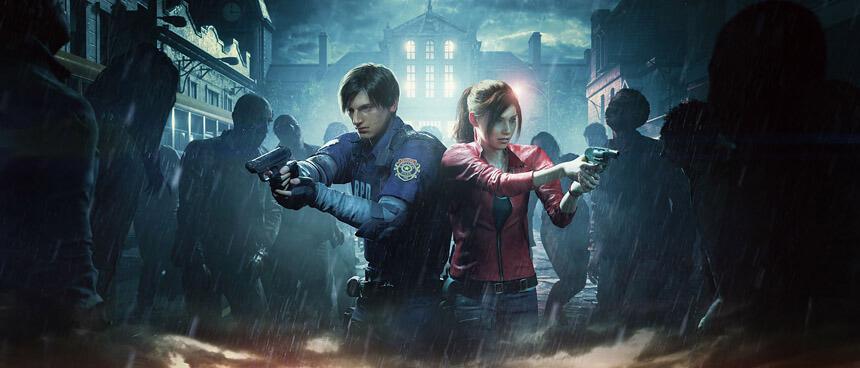 Megjelent a Resident Evil 2 Remake