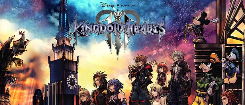 Kingdom Hearts III – Megnyílt a Disney világa