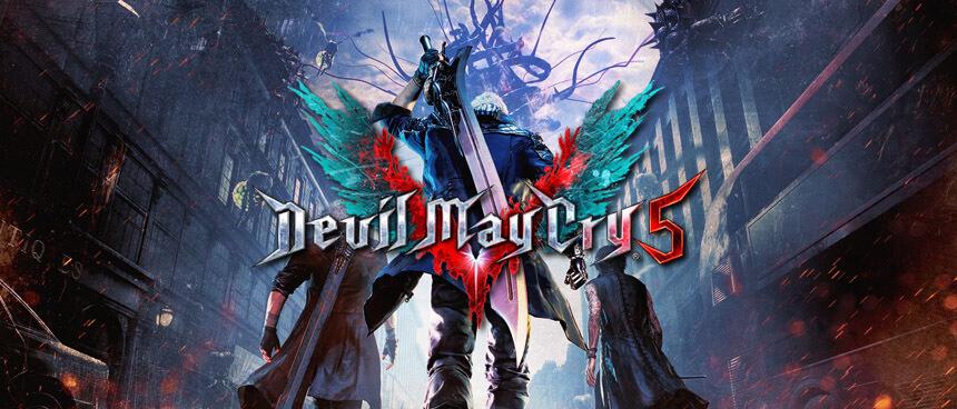 Devil May Cry 5 – Indul a démonvadászat