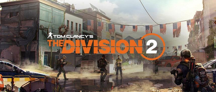 The Division 2 – Szabadítsd fel Washington D.C.-t!