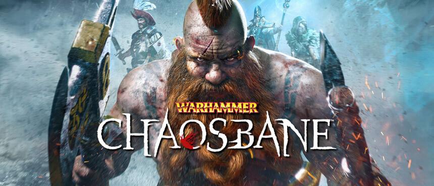 Megjelent a Warhammer: Chaosbane