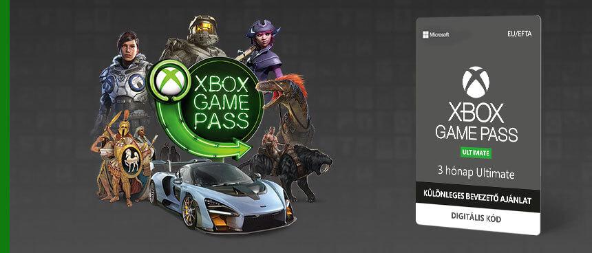Már elérhető az Xbox Game Pass Ultimate