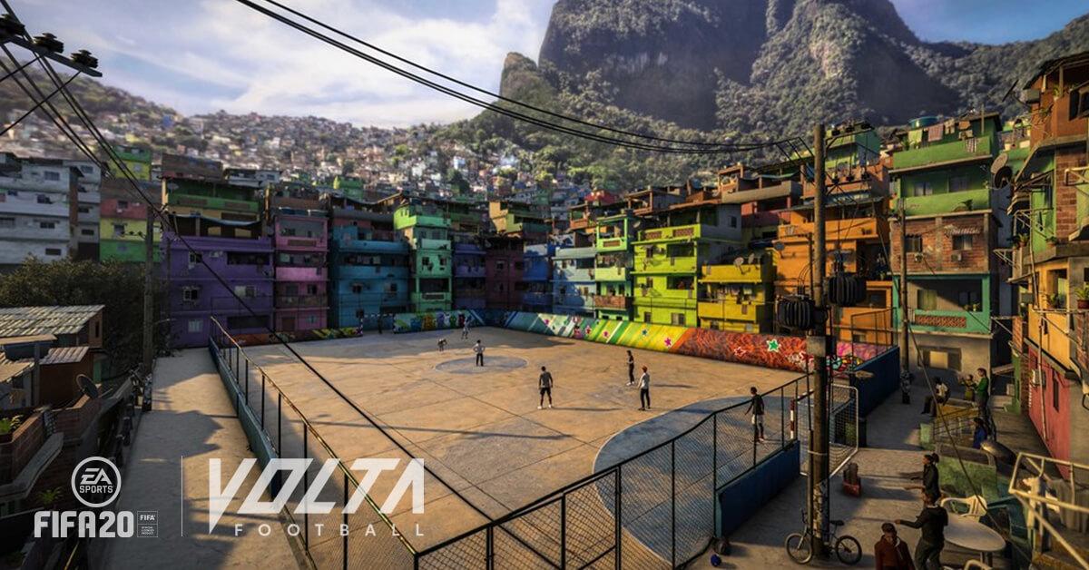 FIFA 20 – Bemutatkozik a VOLTA Football