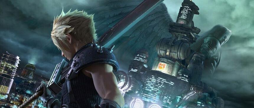 Megjelent a Final Fantasy VII Remake