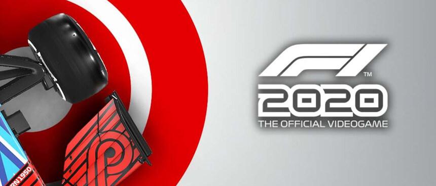 Megjelent az F1 2020
