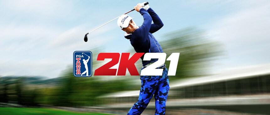 PGA Tour 2K21 – Golfparadicsom