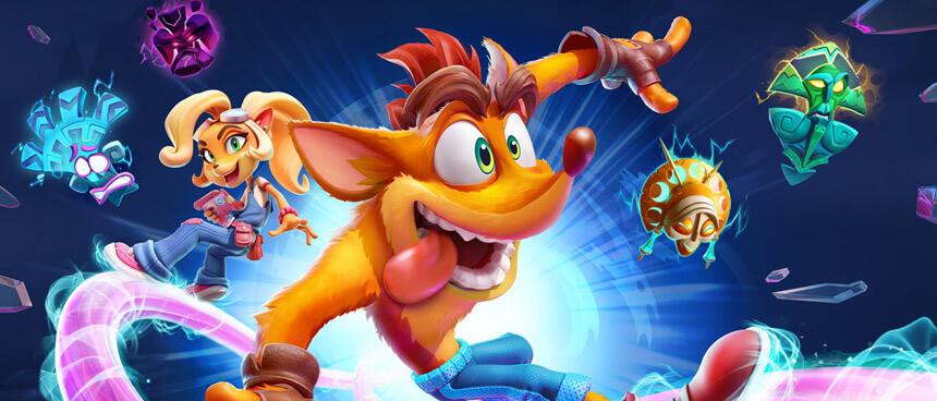 Megjelent a Crash Bandicoot 4: It's About Time!