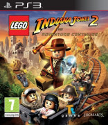 LEGO Indiana Jones 2 The Adventure Continues PS3