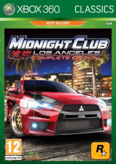Midnight Club Los Angeles - Complete Edition Xbox 360