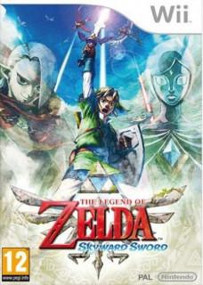 Legend of Zelda Skyward Sword WII