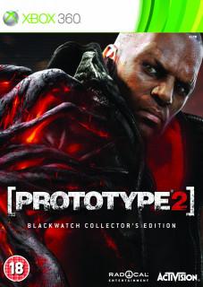 PROTOTYPE 2 Blackwatch Collector's Edition Xbox 360