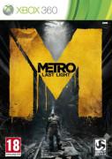 Metro Last Light (használt) XBOX 360