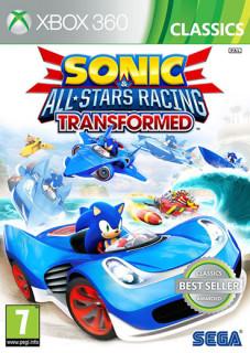 Sonic & All-Stars Racing Transformed (Classics) Xbox 360