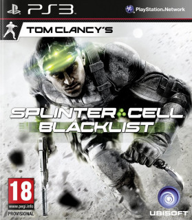 Tom Clancy's Splinter Cell Blacklist (Magyar felirattal) PS3