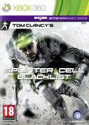 Tom Clancy's Splinter Cell Blacklist (Kinect támogatással)