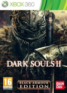 Dark Souls II (2) Black Armour Edition + Steelbook + Zenei lemez Xbox 360