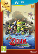 The Legend of Zelda The Wind Waker (HD) WII U