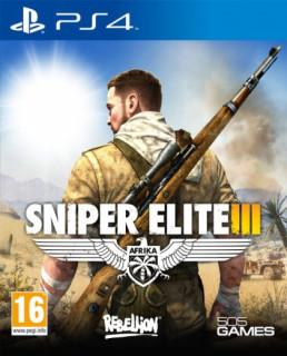 Sniper Elite III (3) (használt) PS4
