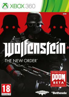 Wolfenstein The New Order (használt) Xbox 360