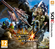 Monster Hunter 4 Ultimate 3 DS