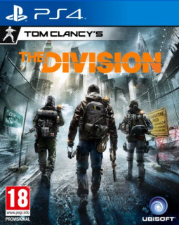 Tom Clancy's The Division (Magyar felirattal) PS4