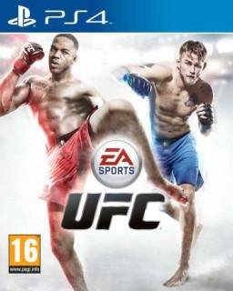 EA Sports UFC (használt) PS4