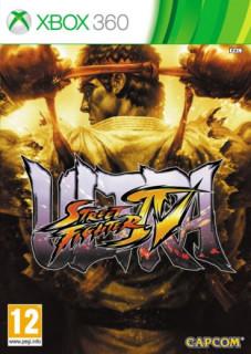 Ultra Street Fighter IV Xbox 360