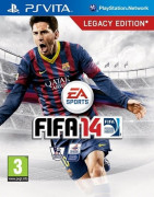 FIFA 14 Legacy Edition PS VITA