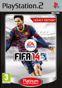 FIFA 14 Legacy Edition (Platinum) PS2
