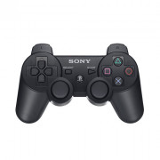 PlayStation 3 (PS3) Dualshock 3 Kontroller (Fekete) PS3