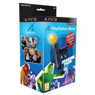Playstation Move Starter Pack (kamera, mozgásérzékelő kontroller) PS3